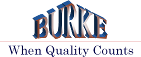 Burke Roofing Co. Logo